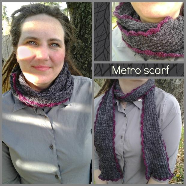 metro scarf